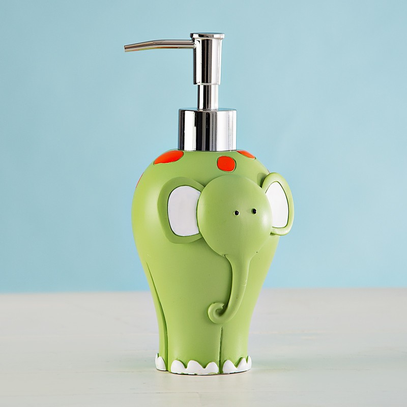 Dispensador para jabón Elefante Jungle Kassatex