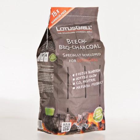 Carbón 2.5kg LotusGrill