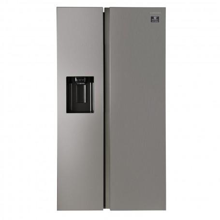 Samsung Refrigerador S/S con dispensador No Frost / Powe Cool 22' / 622L RS22T5200S9/ED