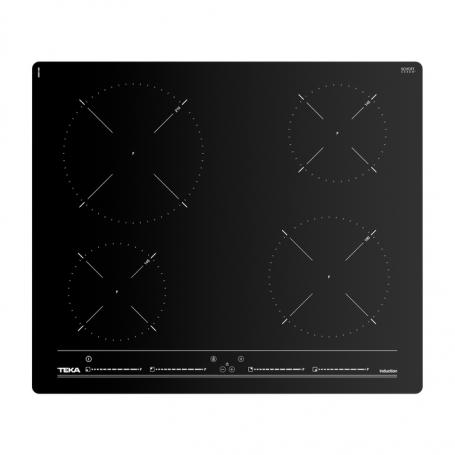 Teka Plancha cocina eléctrica inducción 4 zonas 7200W / 220V / 60 cm IB 6415