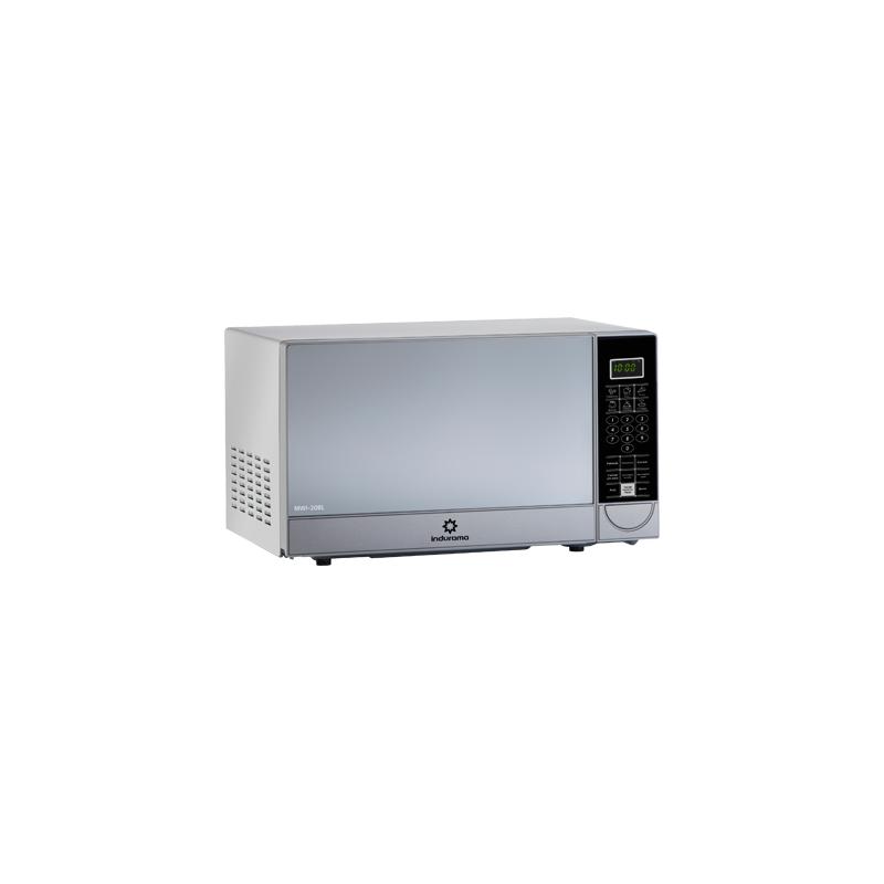 Microondas 20 L 1100W  MWI-20BL Indurama