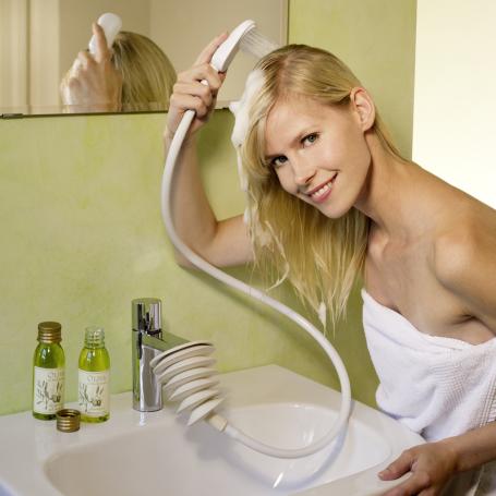 Ducha para lavabo universal Wenko