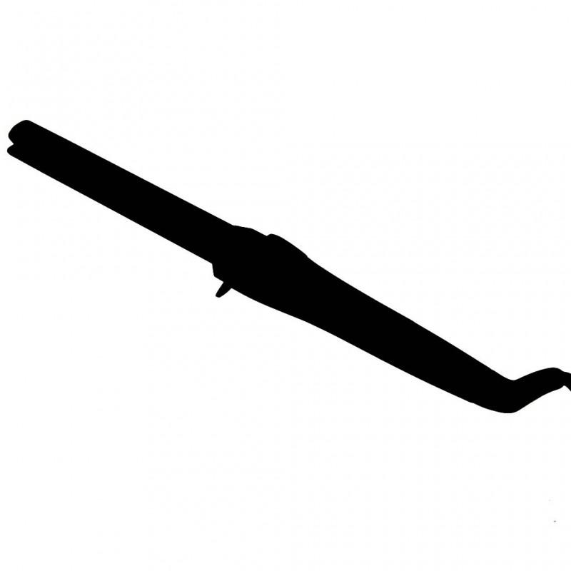 Rizador de cabello cerámica / seda 4 estilos con estuche Remington