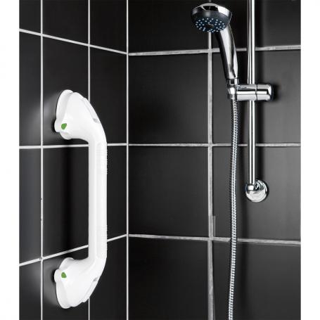 Barra de seguridad para baño con ventosas / indicadores Secura Wenko