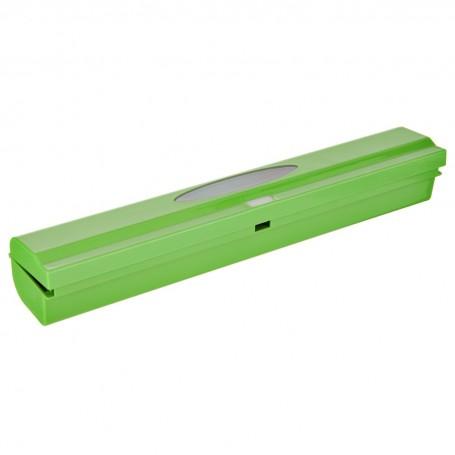 Porta plástico / aluminio con cortador Wenko