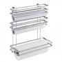 Organizador para papel plástico / aluminio Wenko