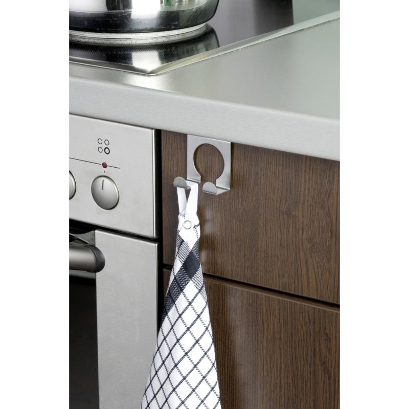 Gancho para gabinete de cocina 2 servicios Wenko
