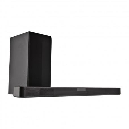 LG Barra de sonido con Subwoofer inalámbrico / Bluetooth / USB / Óptico 2.1Ch 300W SL4