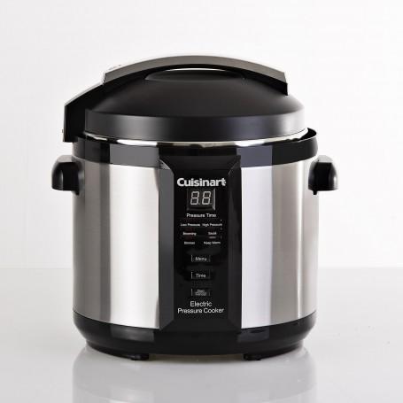 Cuisinart Olla a presión eléctrica 6QT 1000W CPC-600N1