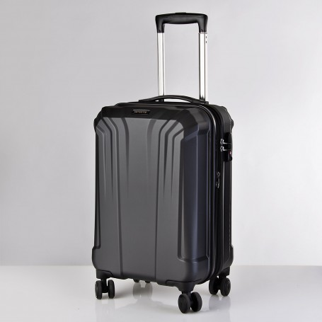 Maleta dura expandible con 4 ruedas dobles y candado TSA Blaze Samsonite