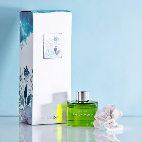 Difusor de aroma con tapa Flor Sandalwood