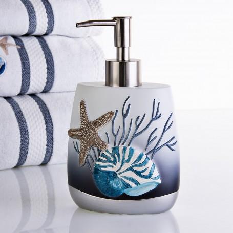 Dispensador para jabón Estrella de mar / Corales Blue Lagoon Avanti