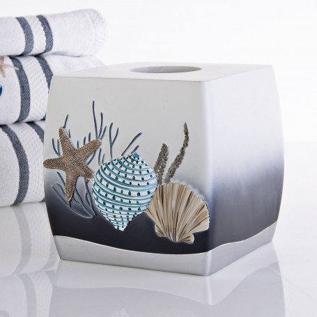 Porta kleenex Estrella de mar / Corales Blue Lagoon Avanti