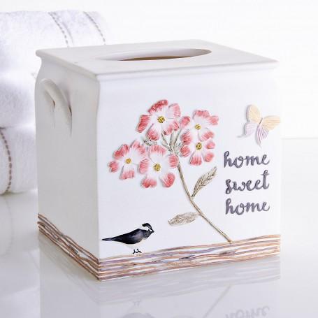 Porta kleenex Flor Live Simply Avanti