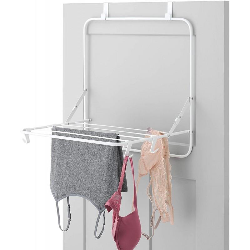 Tendedero plegable de puerta para ropa Whitmor