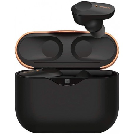 Sony Audífonos Noice Cancellig / BT / Resistentes al agua IPX4 / 6H / Google WF-1000XM3