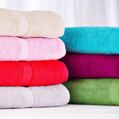 Toalla de baño 100% algodón Delfín