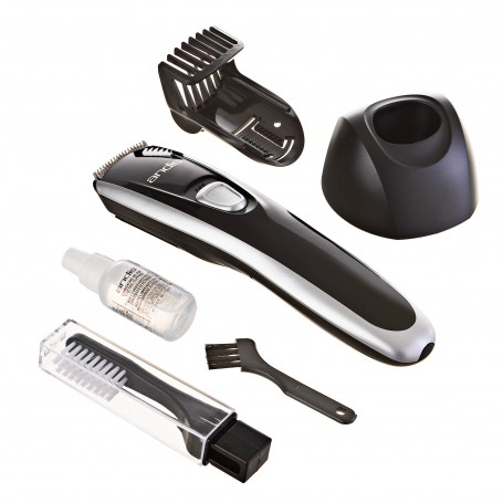 Recortador a batería para barba con soporte 6 piezas Andis