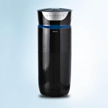 Purificador Aire 5-en-1 360° para 22.8m2 con Luz Ultravioleta / Temp Elimina Virus / Gérmenes / Bacterias 99.97% AP-T40 Homedics