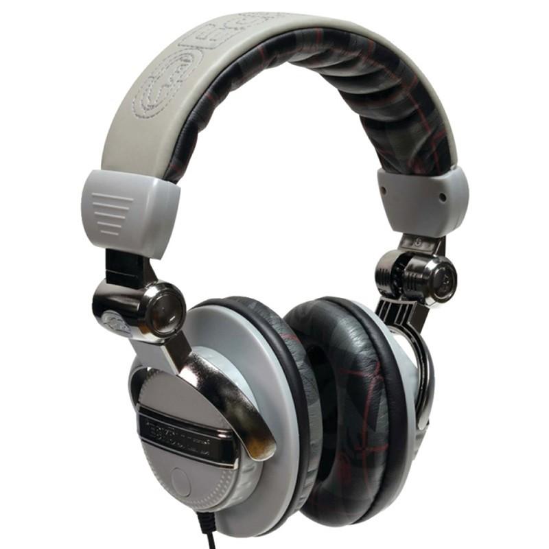 Audífonos Force EKU-FRC Ecko Plateado
