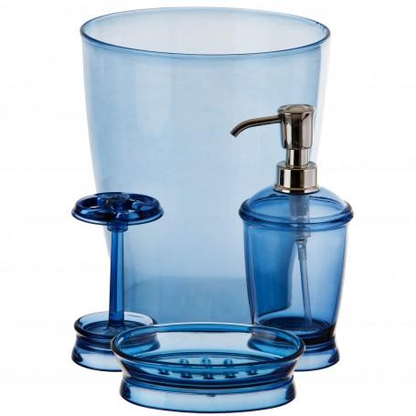 Colección de baño Franklin azul Interdesign