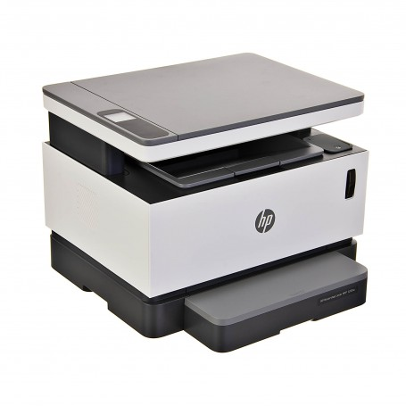 HP Impresora Neverstop Láser monocromática Wi-Fi Scanner 21PPM / 2500 páginas HPM1200W