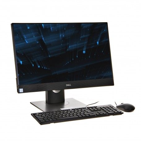 Computadora Dell AIO Optiplex 7470 Core i7-9700 8GB / 1TB Windows 10 Profesional 23.8""