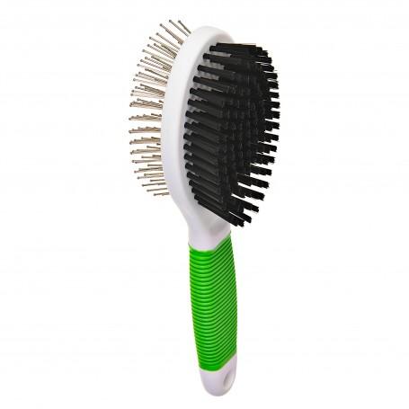 Cepillo Doble Lado de pelo para mascota Wahl