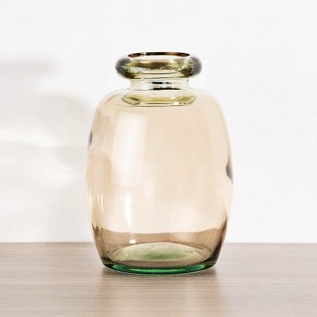 Botella decorativa Barril Mediterránea