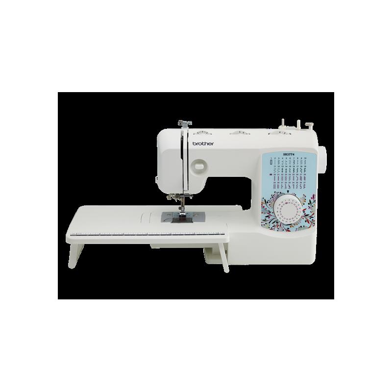 Máquina de coser 37 puntadas / Ojal automático XR3774 Brother