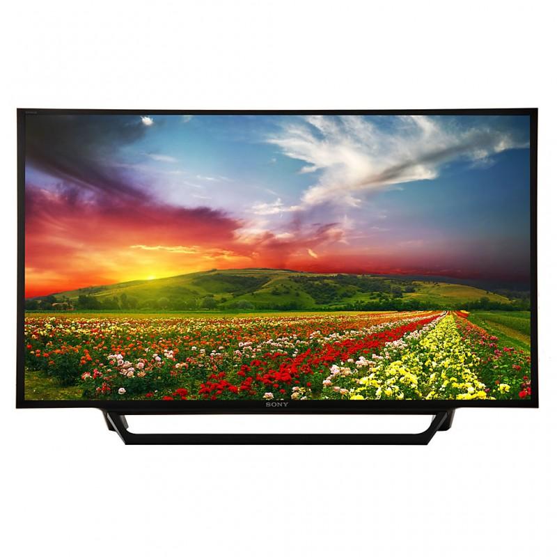 Sony TV LED digital ISDB-T FHD Smart con Wi-Fi W659D