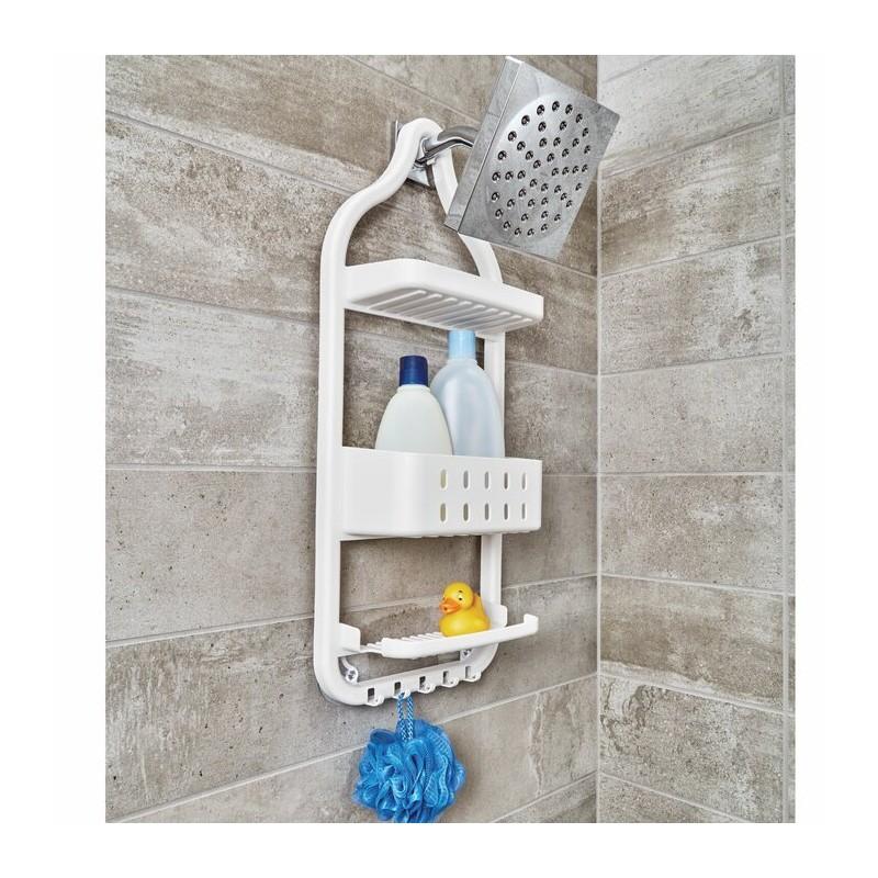 Organizador para ducha 3 niveles Cade Interdesign