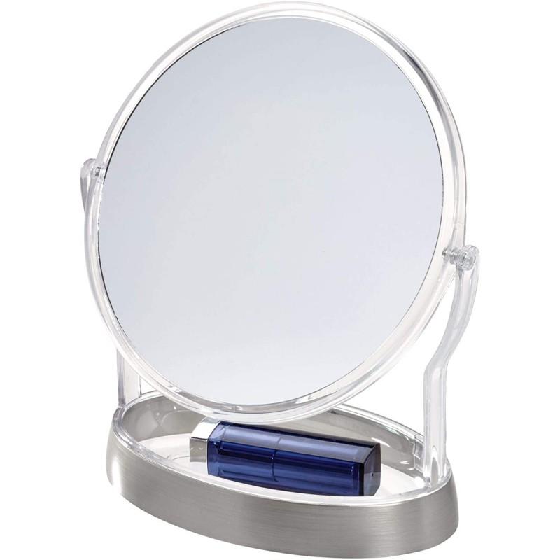 Espejo con base / porta anillos Gina Interdesign