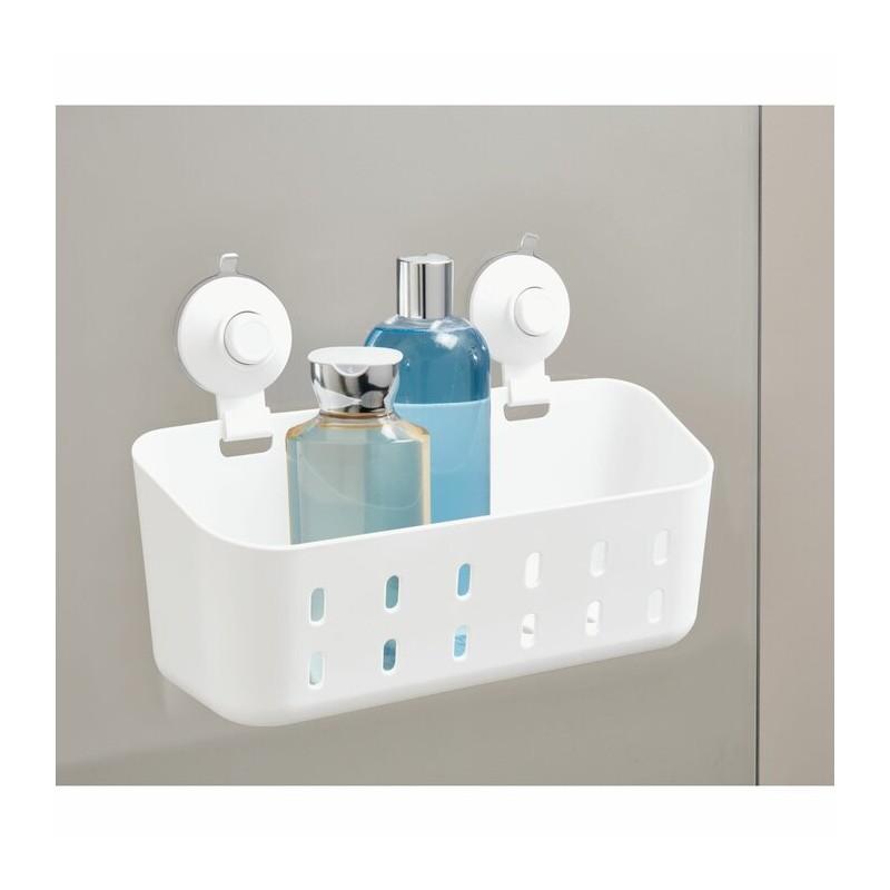 Organizador para ducha con ventosas Cade Interdesign