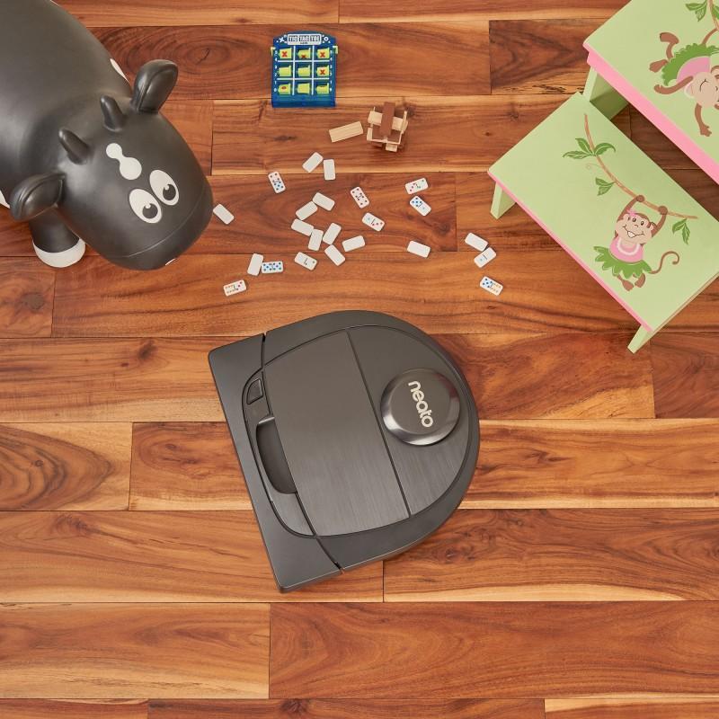 Aspiradora robótica Wi-Fi Recargable LaserSmart D6 Neato
