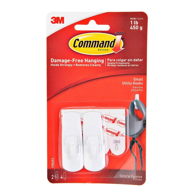 Ganchos pequeños Command