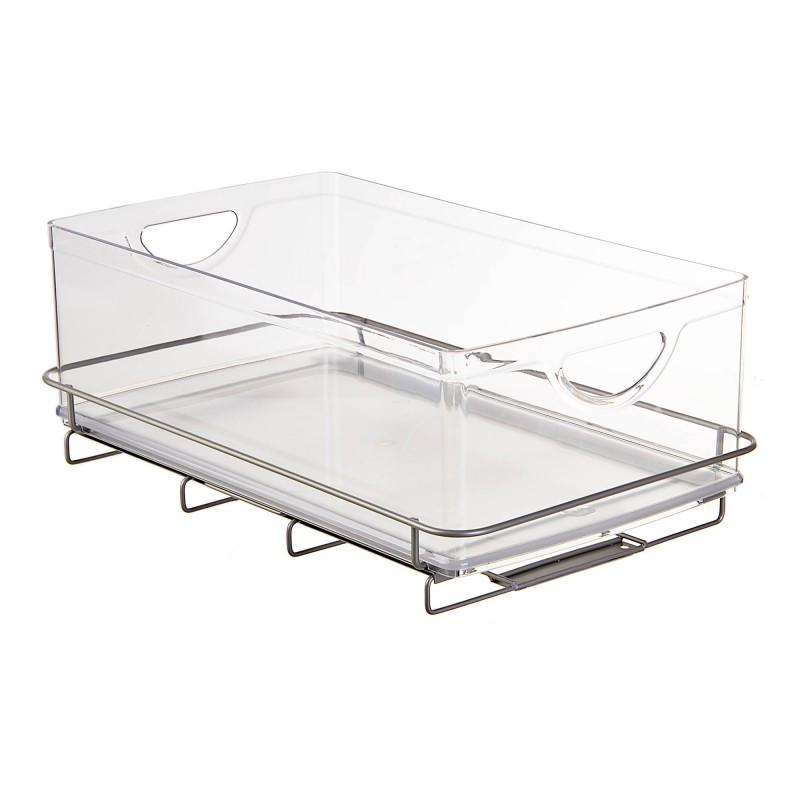 Organizador deslizable para accesorios de limpieza Ariel Interdesign