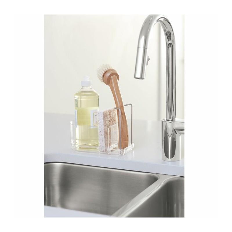 Organizador para esponja / jabón de cocina Ariel Interdesign