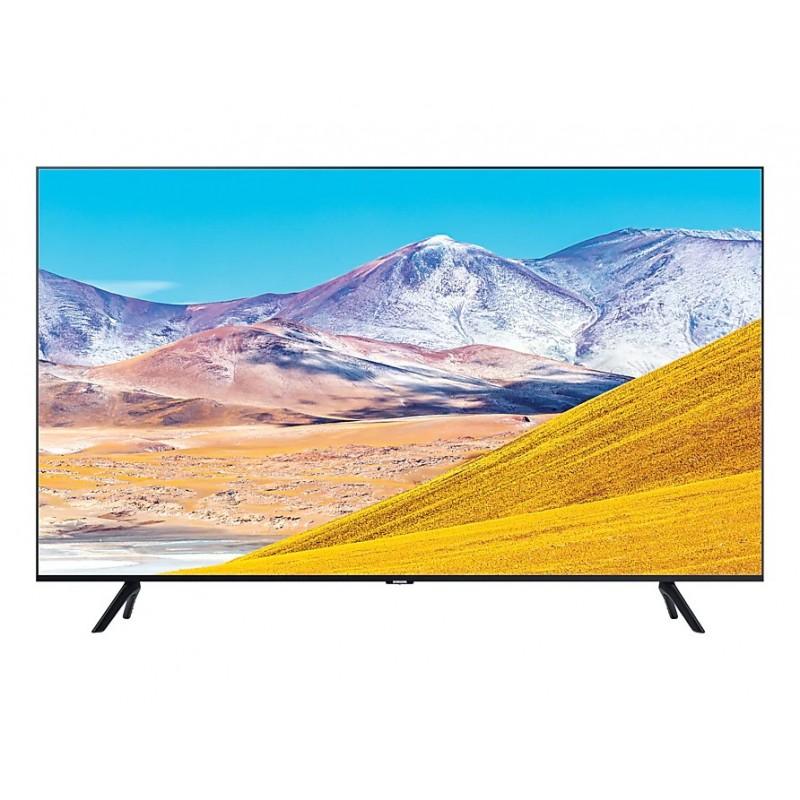 """Samsung TV Crystal UHD 4K 3 HDMI / 2 USB / Bluetooth / Wi-Fi 58"""" / 65"""" TU8000"""