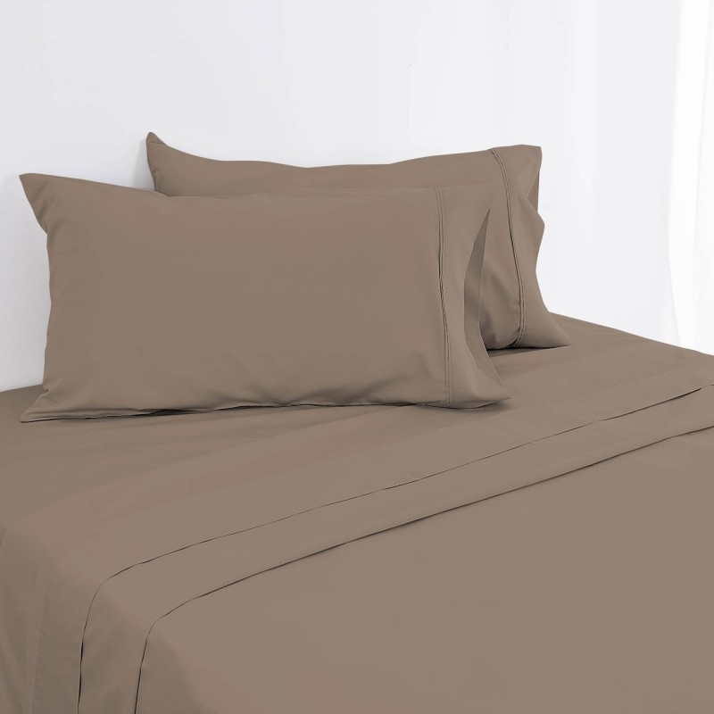Juego de sábanas Basic 300 hilos Haus