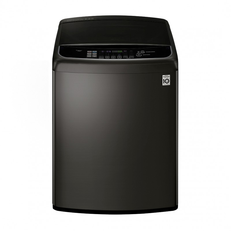LG Lavadora de carga superior con WiFi / TurboWash 48lbs WT22BSS6H