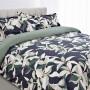 Duvet Flores de 100% algodón y 300 hilos Haus