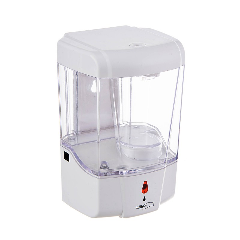 Dispensador automático de jabón líquido / gel anti-bacterial con sensor