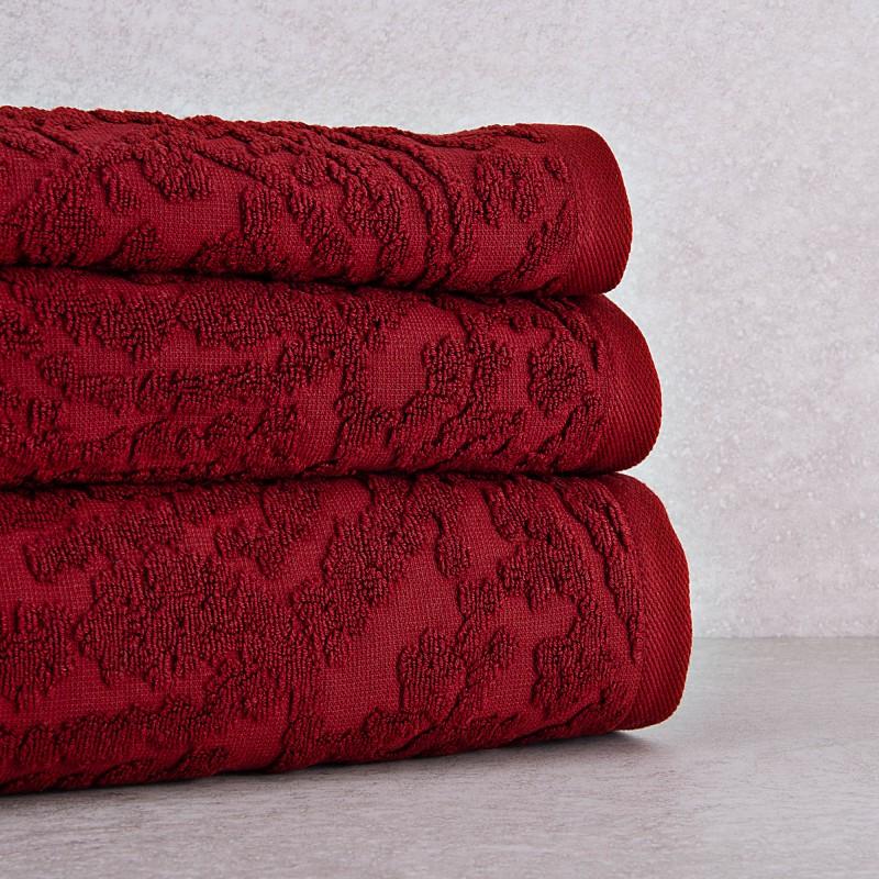 Colección de toallas Jacquard Arabesco Belfama