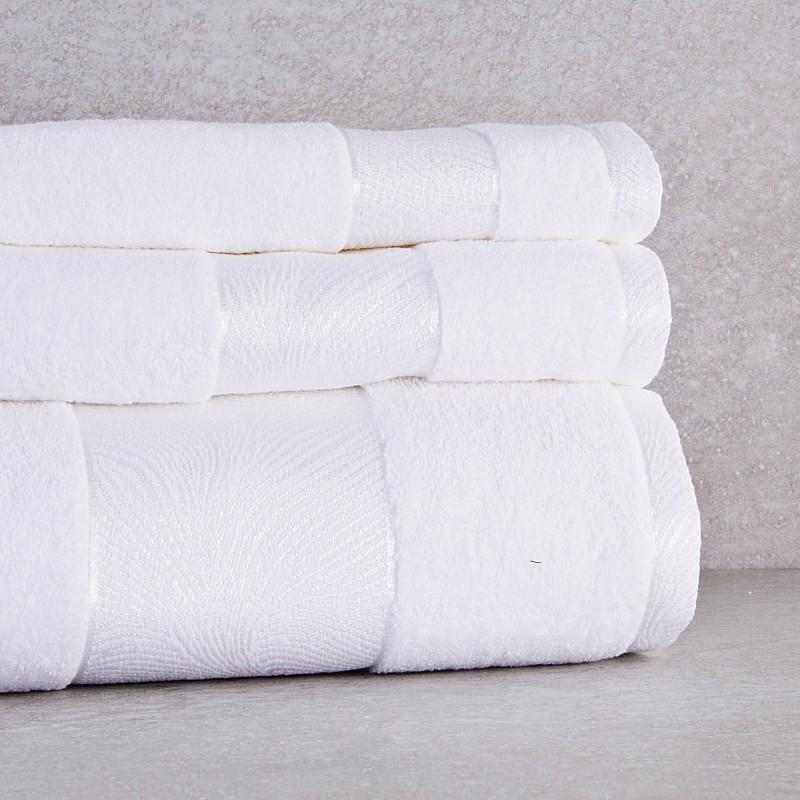 Colección de toallas Jacquard Olas Belfama