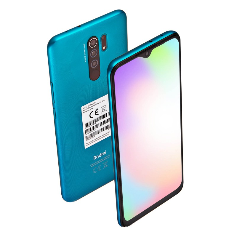 Xiaomi Redmi 9 CH29407 4GB / 64GB 8MP / 13MP 5020mAh 6.5""