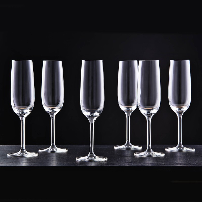 Juego de 6 copas Champagne Banquet Schott Zwiesel