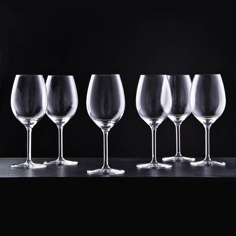 Juego de 6 copas para vino blanco Banquet Schott Zwiesel