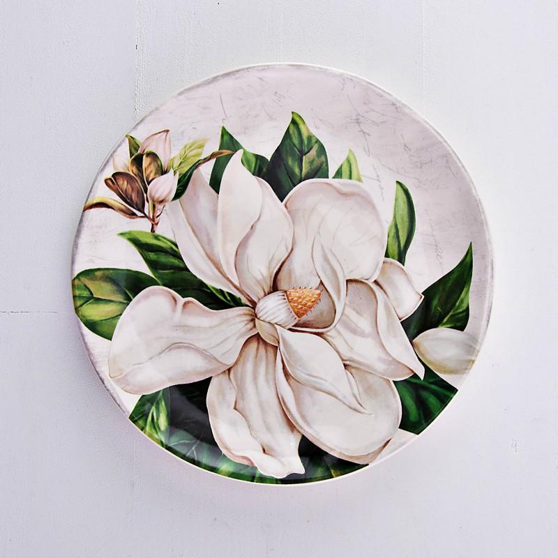 Plato para ensalada Magnolia Haus