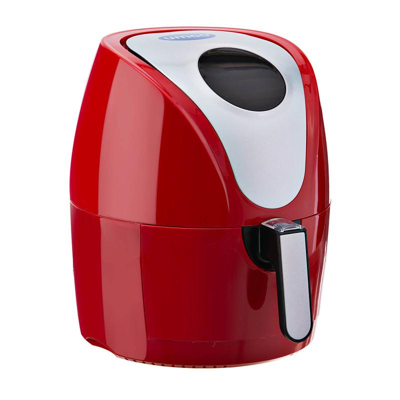 Freidora digital de aire 2.6L 1300W Rojo Umco